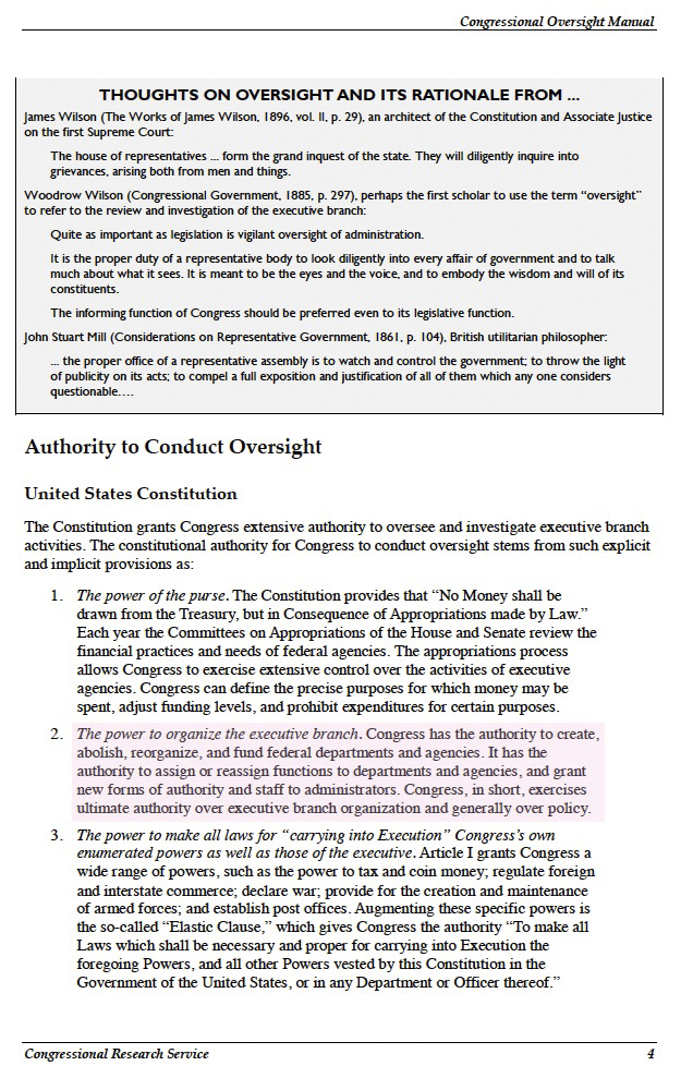 Page4HighlightCongressionalOversightManual