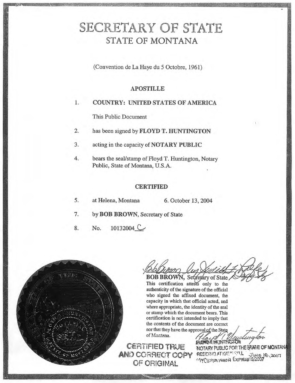Marshal McKay – A Writ of Mandamus | Scanned Retina – A Resource ...