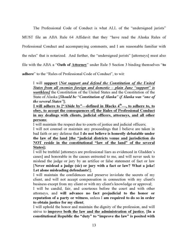 exposure of the ABA private courts Boyd Reply Brief rev 13 (02-24-14) ralph stuff_Page_19