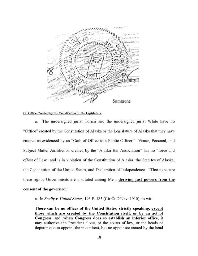 exposure of the ABA private courts Boyd Reply Brief rev 13 (02-24-14) ralph stuff_Page_24