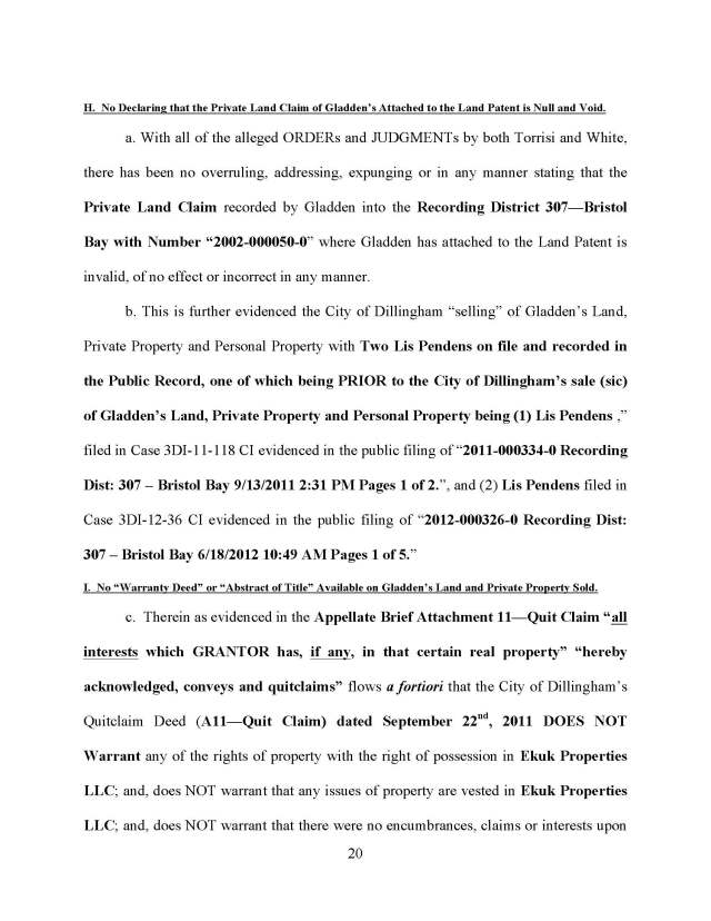 exposure of the ABA private courts Boyd Reply Brief rev 13 (02-24-14) ralph stuff_Page_26