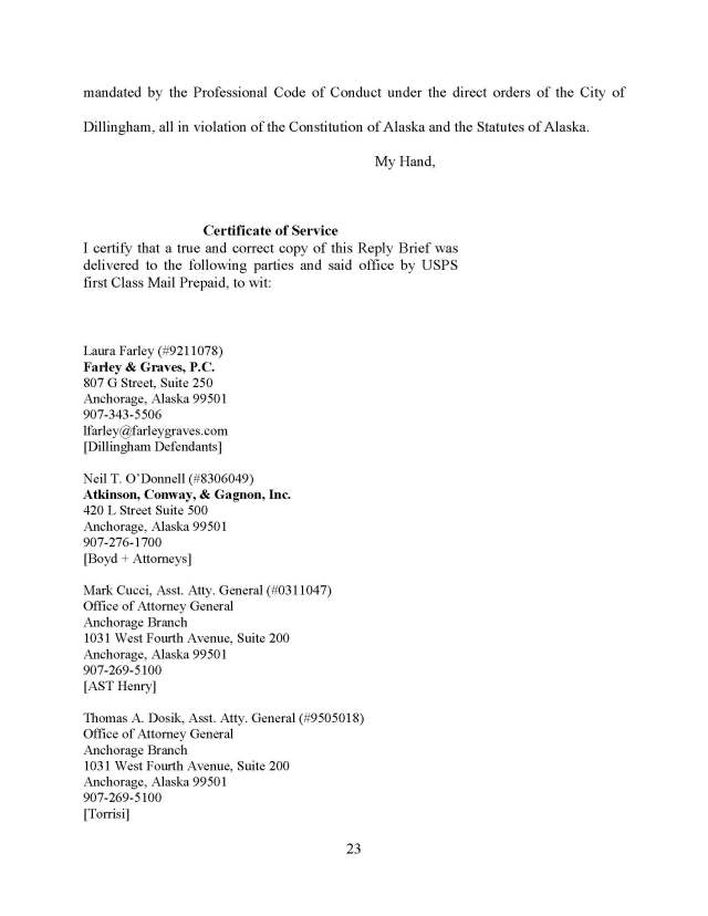 exposure of the ABA private courts Boyd Reply Brief rev 13 (02-24-14) ralph stuff_Page_29