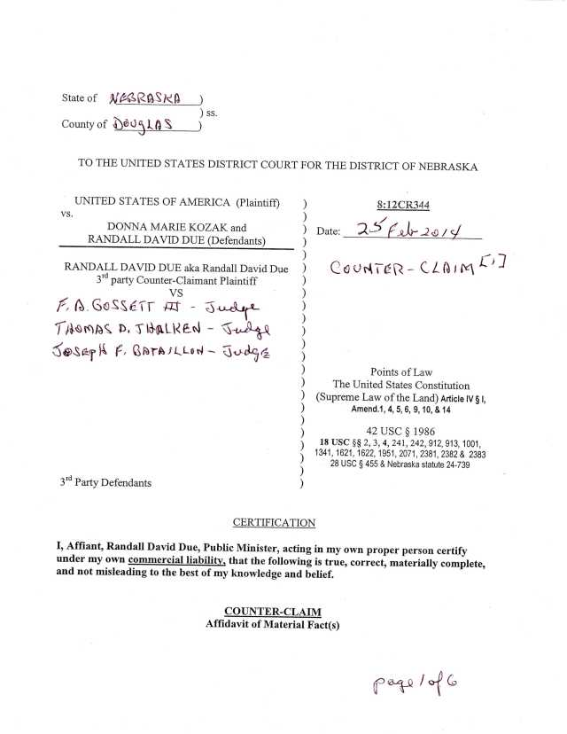 SECOND COUNTER CLAIM 2-25-2014 ENV M 11 REC 3-8-2014_Page_01