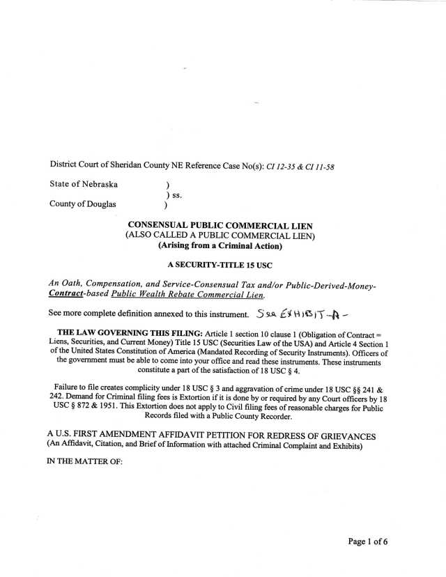 Commercial Lien Bataillon-Jesse case 2014-4-28_Page_01