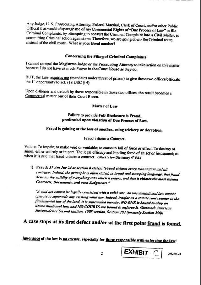 Env M 18, rec 4-28-2014 CC 1 Thalken, Keneally, Baily, Foxall, Hubbard, Capt West and Floor sgt. Corbett 4-23-2014, filed 5-1-2014_Page_17