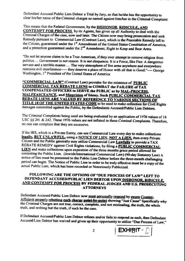 Env M 18, rec 4-28-2014 CC 1 Thalken, Keneally, Baily, Foxall, Hubbard, Capt West and Floor sgt. Corbett 4-23-2014, filed 5-1-2014_Page_19