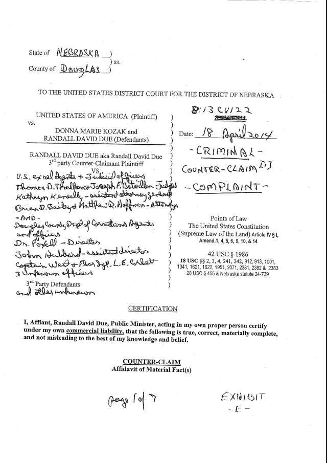 Env M 18, rec 4-28-2014 CC 1 Thalken, Keneally, Baily, Foxall, Hubbard, Capt West and Floor sgt. Corbett 4-23-2014, filed 5-1-2014_Page_21