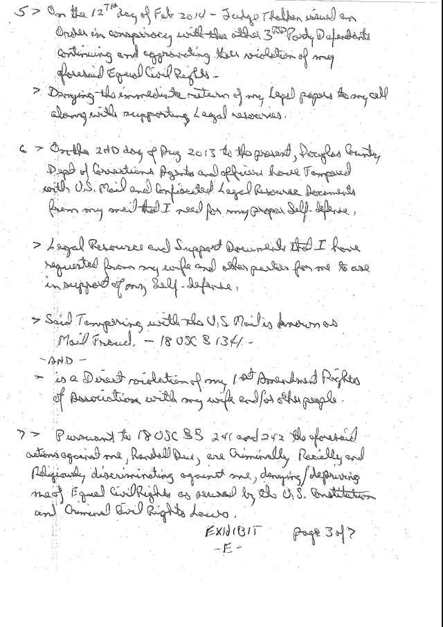 Env M 18, rec 4-28-2014 CC 1 Thalken, Keneally, Baily, Foxall, Hubbard, Capt West and Floor sgt. Corbett 4-23-2014, filed 5-1-2014_Page_23