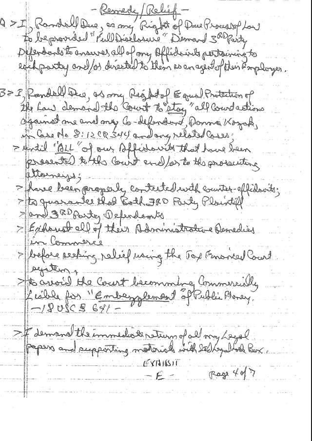 Env M 18, rec 4-28-2014 CC 1 Thalken, Keneally, Baily, Foxall, Hubbard, Capt West and Floor sgt. Corbett 4-23-2014, filed 5-1-2014_Page_24