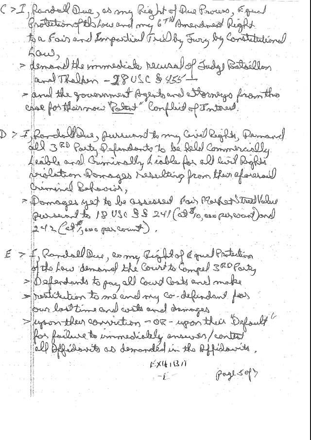 Env M 18, rec 4-28-2014 CC 1 Thalken, Keneally, Baily, Foxall, Hubbard, Capt West and Floor sgt. Corbett 4-23-2014, filed 5-1-2014_Page_25