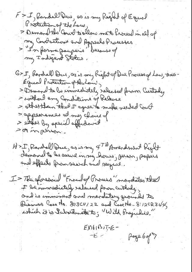 Env M 18, rec 4-28-2014 CC 1 Thalken, Keneally, Baily, Foxall, Hubbard, Capt West and Floor sgt. Corbett 4-23-2014, filed 5-1-2014_Page_26