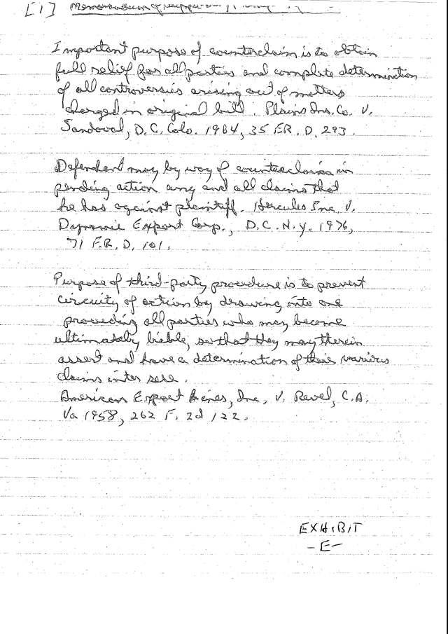Env M 18, rec 4-28-2014 CC 1 Thalken, Keneally, Baily, Foxall, Hubbard, Capt West and Floor sgt. Corbett 4-23-2014, filed 5-1-2014_Page_29