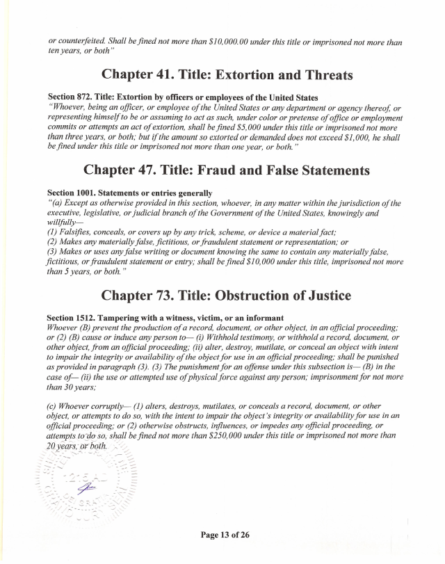 Joaquin 2014-12-6 Part 1 Indictment for Racketeering Pages 1-14_Page_13