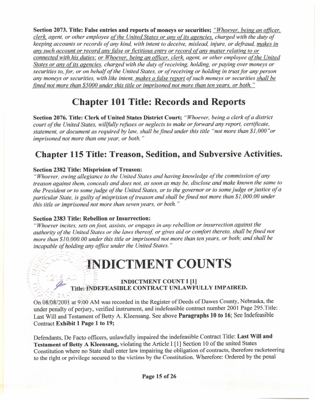 Joaquin 2014-12-6 Part 2 Indictment for Racketeering Pages 15-26 & + 2_Page_01