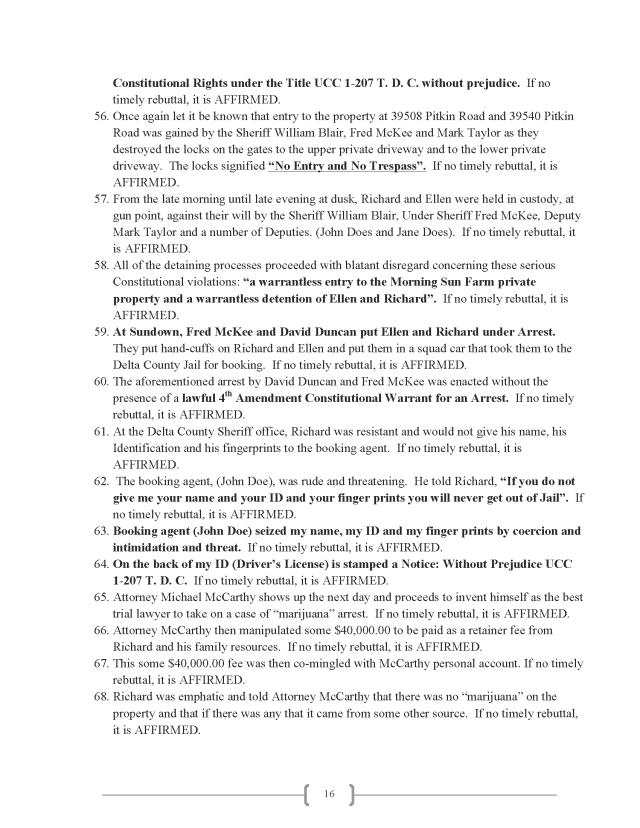 Affidavit (Commercial Lien) (EW Lexar #2) (Delta Court) CP_Page_16