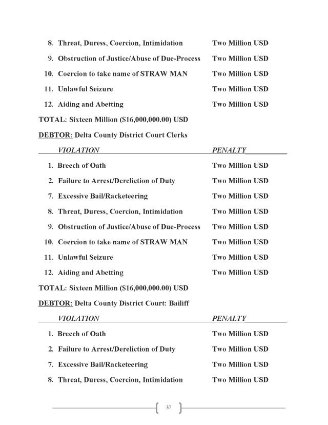 Affidavit (Commercial Lien) (EW Lexar #2) (Delta Court) CP_Page_37