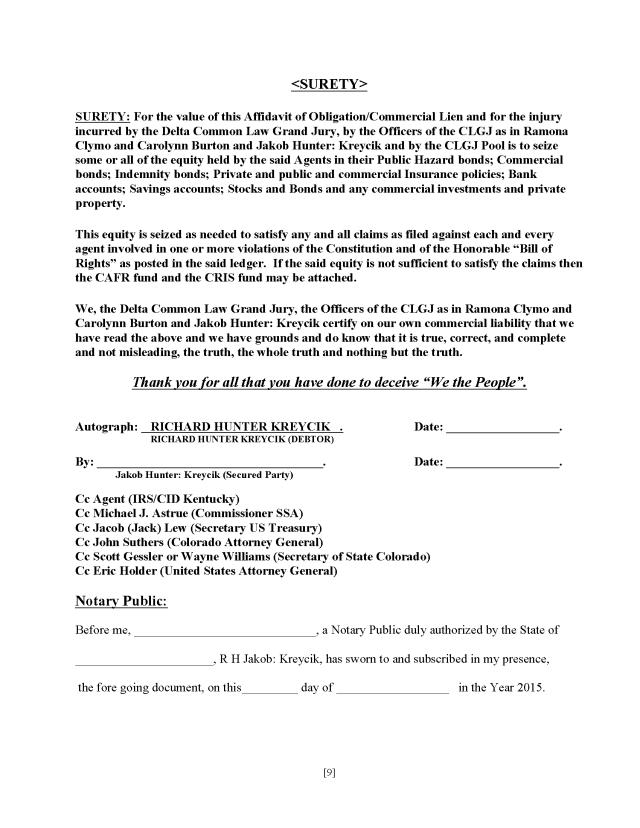 AFFIDAVIT Commercial Lien IRS KY (RHK ) 2015 (CP) (2)_Page_10