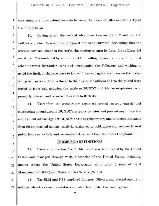 US Corp vs Cliven Bundy Complaint 02-11-2016_Page_09