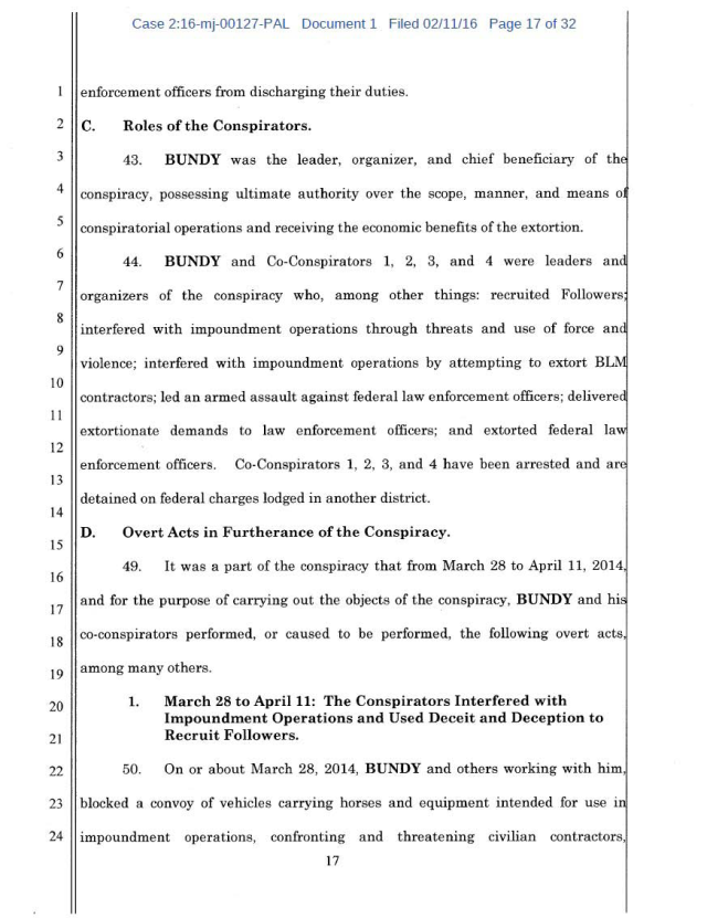 US Corp vs Cliven Bundy Complaint 02-11-2016_Page_17