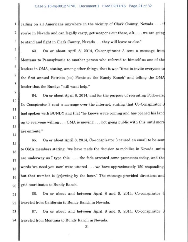 US Corp vs Cliven Bundy Complaint 02-11-2016_Page_21