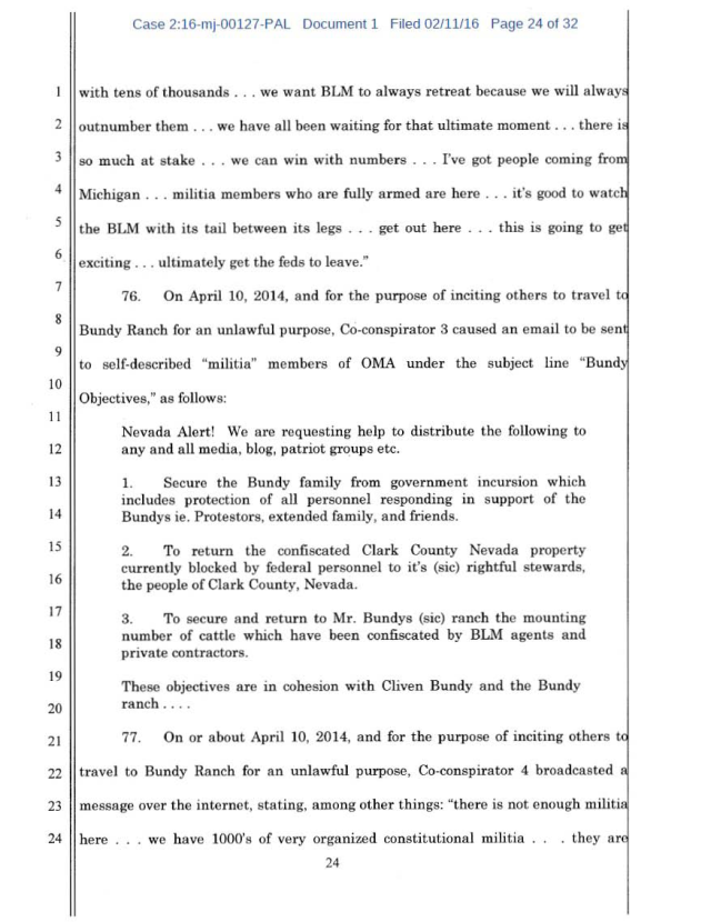 US Corp vs Cliven Bundy Complaint 02-11-2016_Page_24