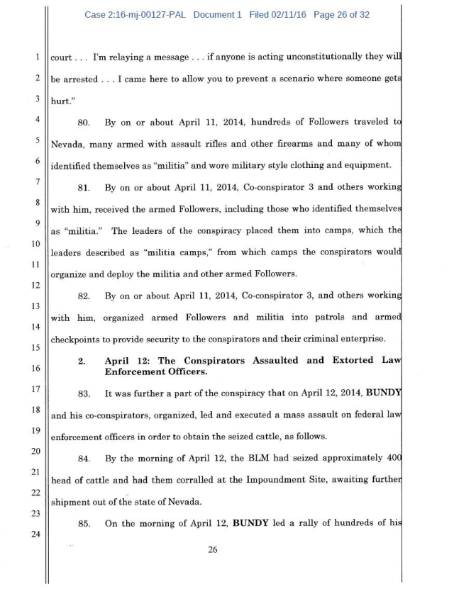 US Corp vs Cliven Bundy Complaint 02-11-2016_Page_26